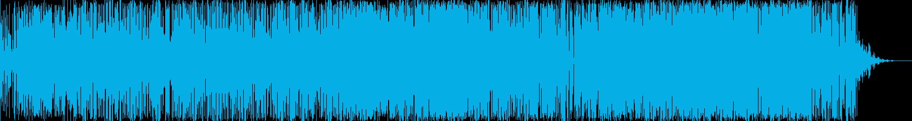 エレクトロ 技術的な 説明的 静か...の再生済みの波形