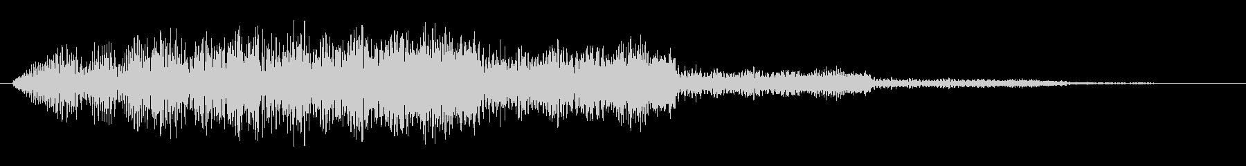 キラキラした電子音です。ゲームに使われ…の未再生の波形