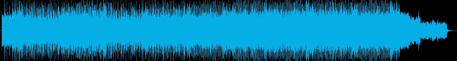 「ハード/ロック/パワー」BGM79の再生済みの波形