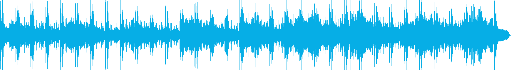 ポップインストゥルメンタル。反射的...の再生済みの波形