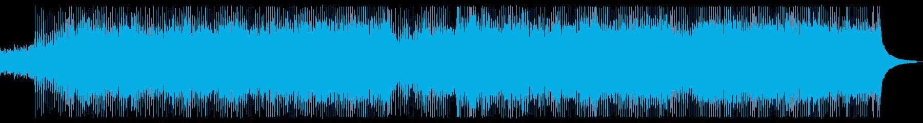しっとり爽やか、アコギ中心のポップスの再生済みの波形