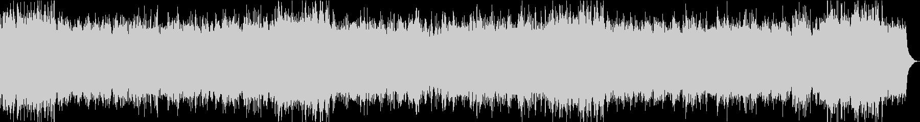おだやかキラキラ/静かめ/イントロ17秒の未再生の波形