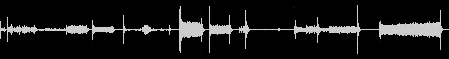 オーバーヘッドクレーン、BIG、F...の未再生の波形
