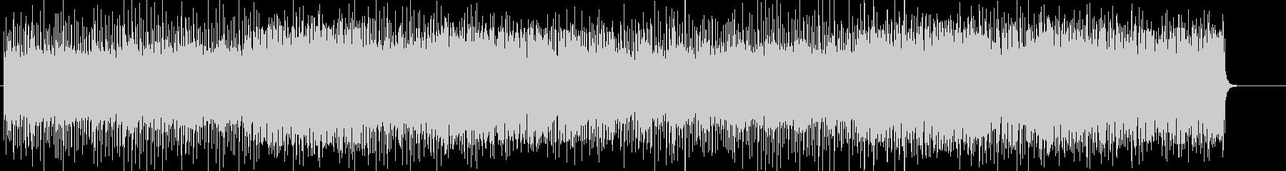 「ハードロック、ROCK」BGM219の未再生の波形