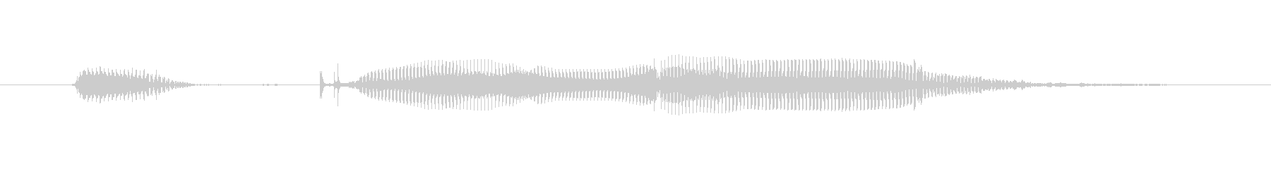 「OK-La」子供(シングリッシュ)の未再生の波形