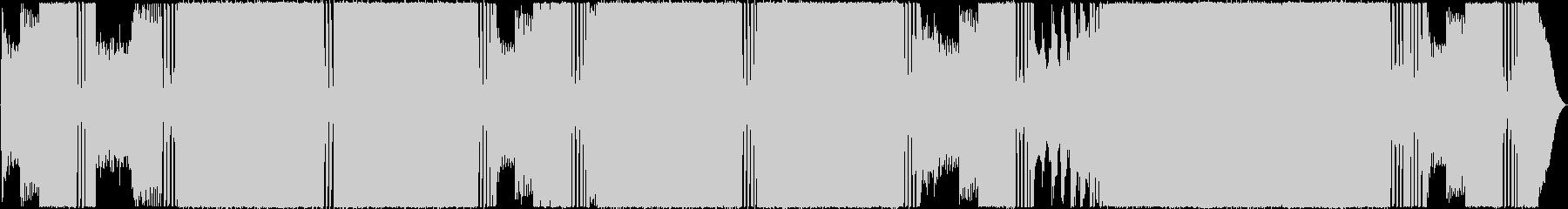 【生演奏ロック】疾走感/オープニング!!の未再生の波形