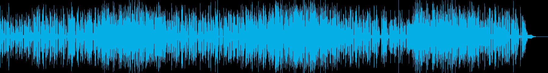 お洒落なジャズピアノトリオ17 クールの再生済みの波形