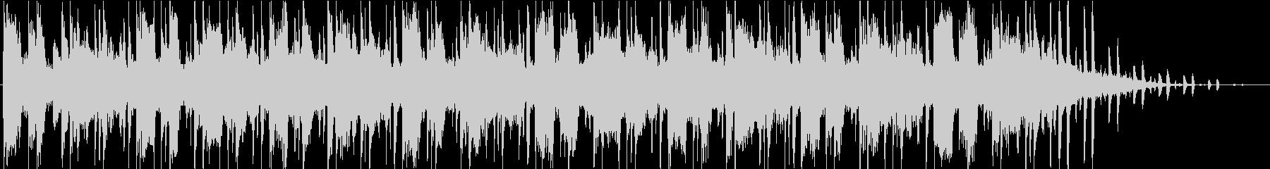 シーケンス 未定ベース01の未再生の波形