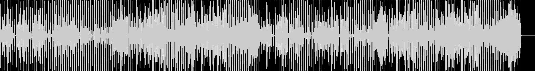 かわいい ほのぼの コミカル ポップの未再生の波形