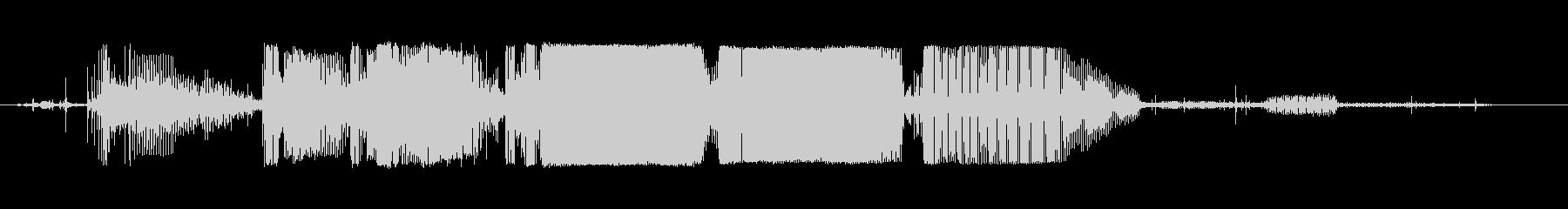 モーターサイクル、ハーレーダビッド...の未再生の波形