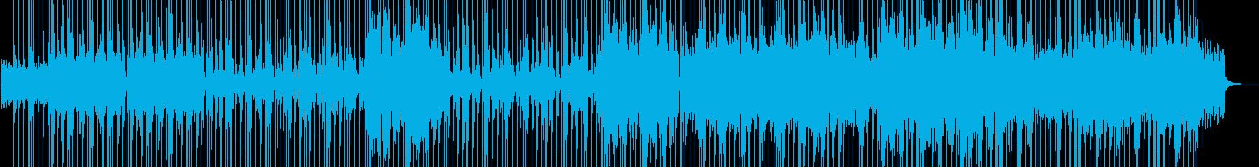 これは、ダークでスモーキーなキャバ...の再生済みの波形