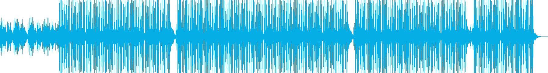 感動的/冬の映像に合う切ないR&B曲の再生済みの波形