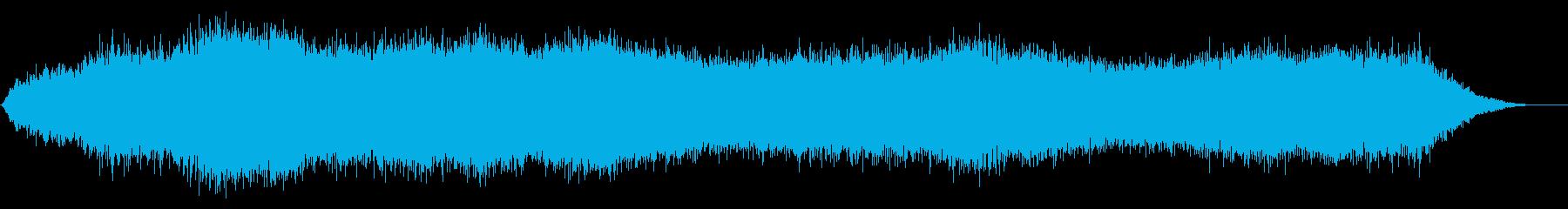 drone23の再生済みの波形
