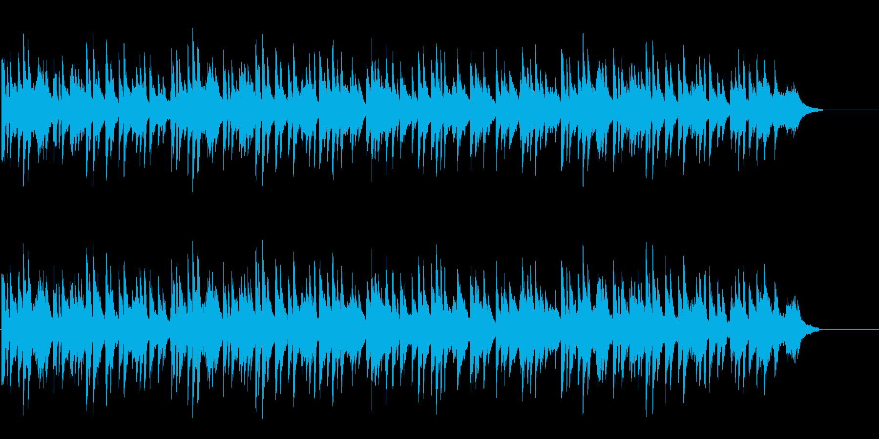 センチメンタルなピアノソロ/フュージョンの再生済みの波形