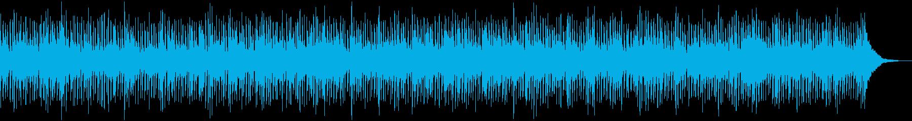 夜景が似合うお洒落エレピのスムースジャズの再生済みの波形