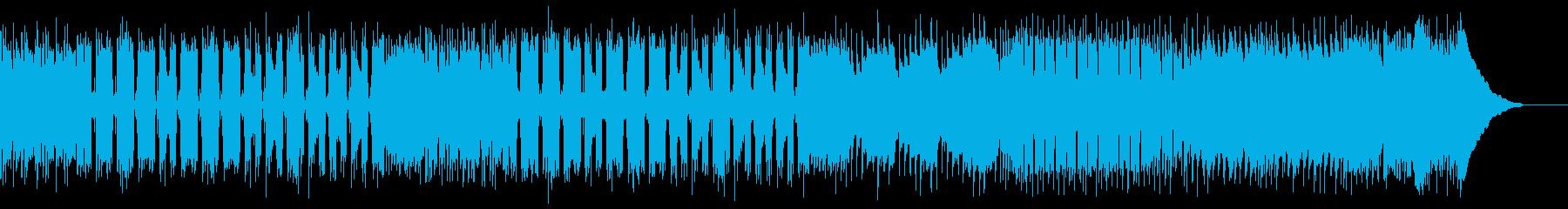 カントリー風マーチングギター01Aの再生済みの波形