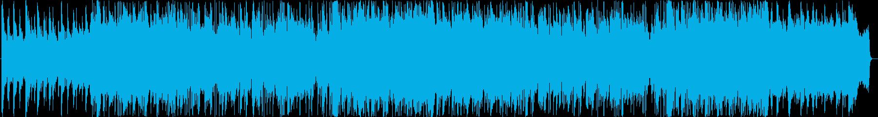 アコギと琴が印象的な和風バラードの再生済みの波形