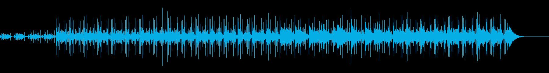 【生演奏】アコギで哀愁を。の再生済みの波形