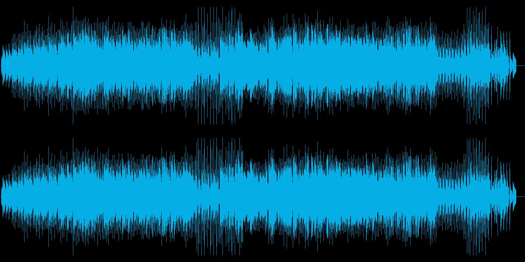 牧歌的オールドタイミー・フォーキーソングの再生済みの波形