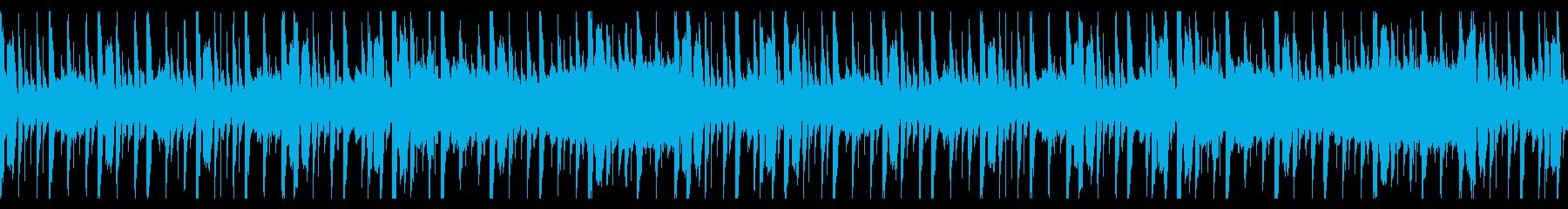 【ループ音源】妖艶・妖しい・創世・開拓の再生済みの波形