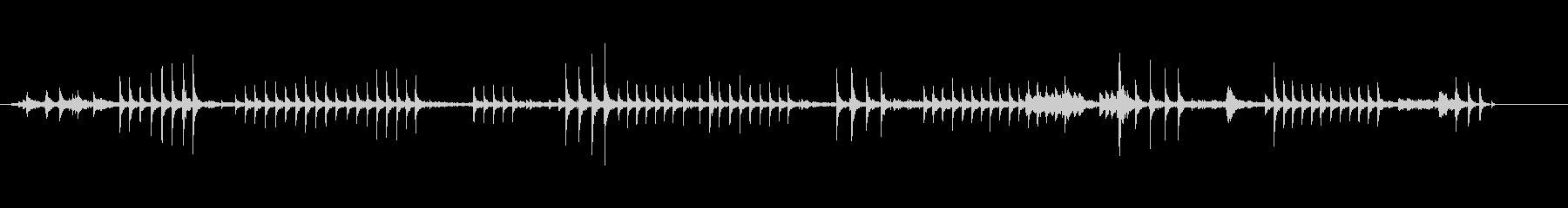 鍛造ハンマー(打撃)-コーティング...の未再生の波形