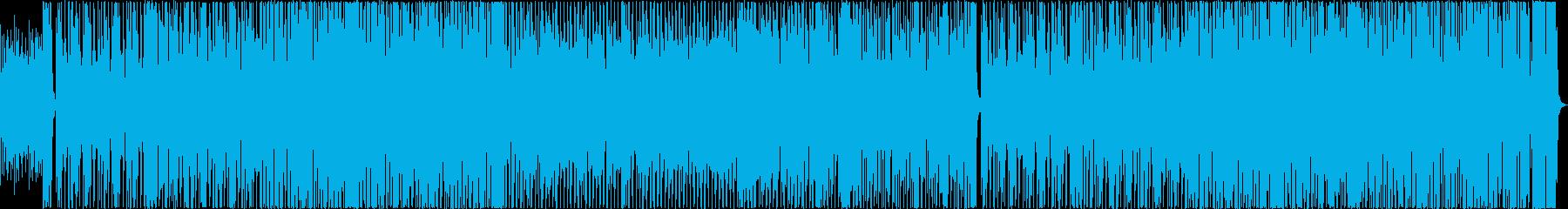 サルサ 楽しげ ファンタジー 感情...の再生済みの波形