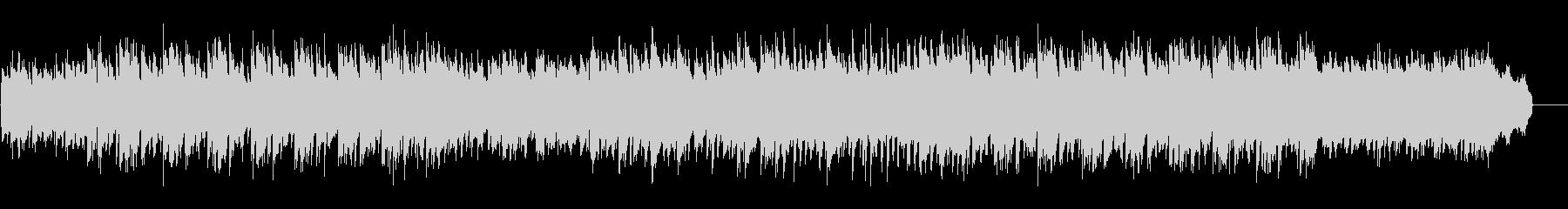 【パーカス抜】お気楽なカントリージャズの未再生の波形