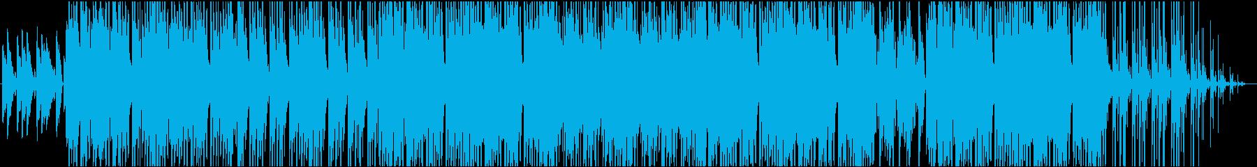 アンニュイな洋楽バラード【リアーナ風】の再生済みの波形