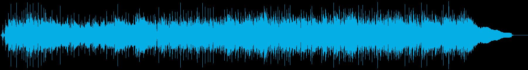 劇伴/VP2、爽やか、生アコギ・ポップBの再生済みの波形
