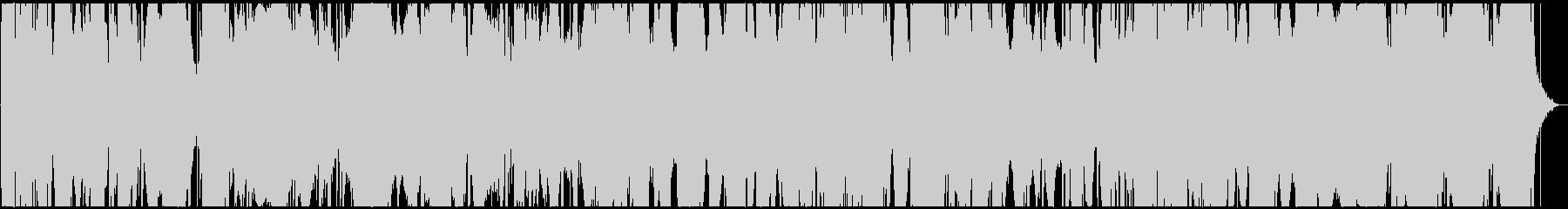 シーケンス ダークビート01の未再生の波形