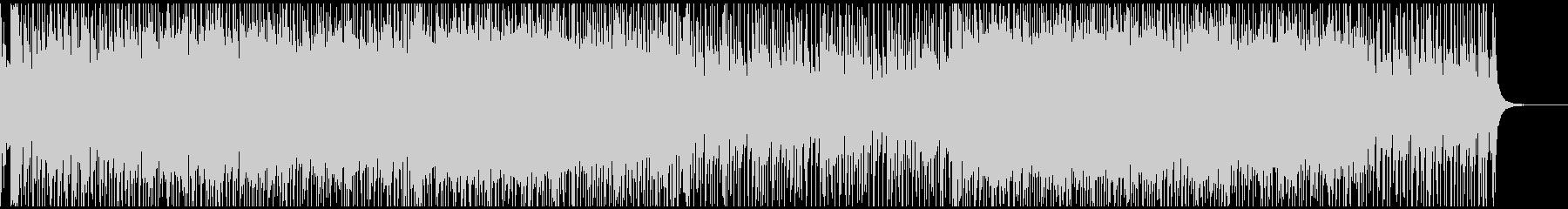 津軽三味線メインの6/8の和風ロックの未再生の波形