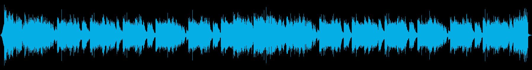 eSportsサイバーロックメロ無30秒の再生済みの波形