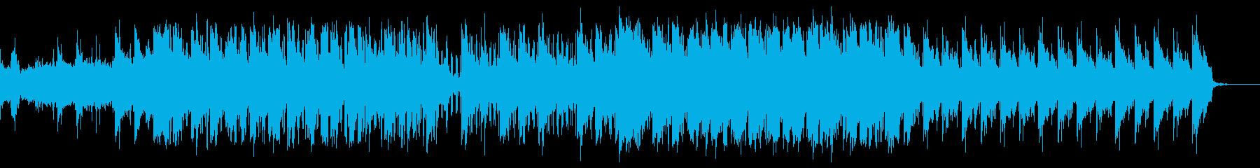 エレクトロニック 説明的 楽しげ ...の再生済みの波形