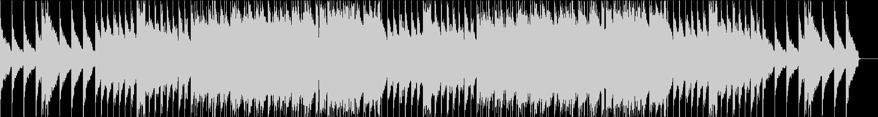 結婚式・感動・R&Bバラード・ピアノソロの未再生の波形