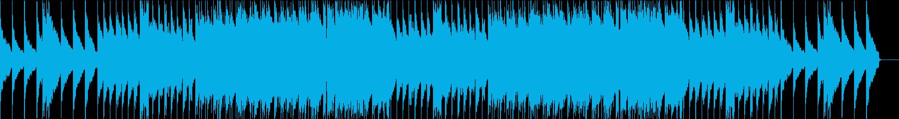 結婚式・感動・R&Bバラード・ピアノソロの再生済みの波形