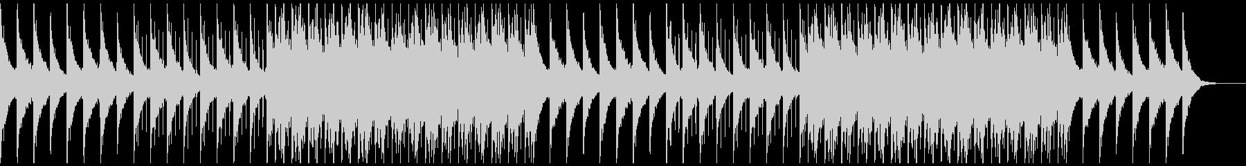 ピアノ・ストリングス・企業VP 1の未再生の波形