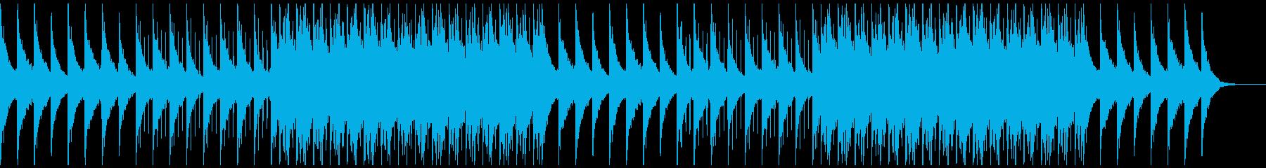 ピアノ・ストリングス・企業VP 1の再生済みの波形