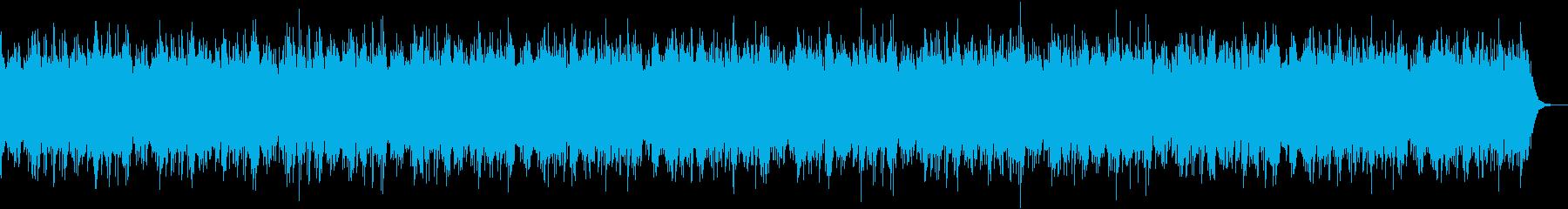 壮大・オーケストラ・エンディング企業VPの再生済みの波形