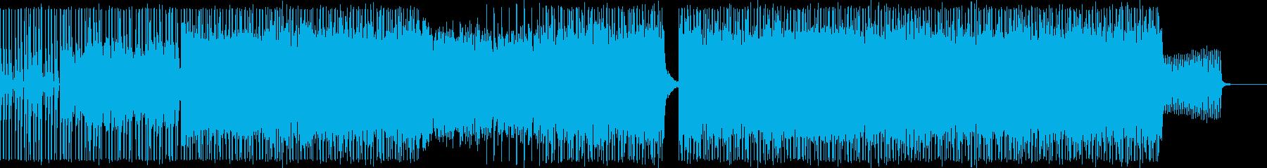 必聴!シネマティックなイントロBGMの再生済みの波形