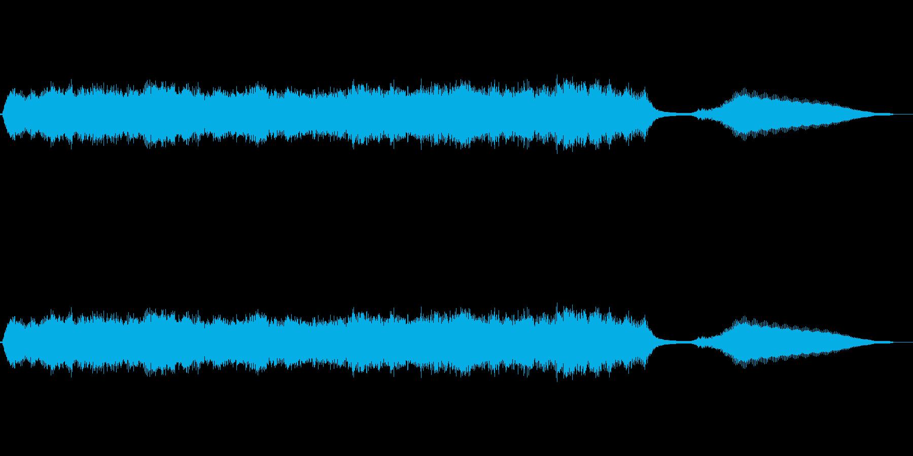夢の雰囲気-幻覚-奇妙な声_不快感-電子の再生済みの波形