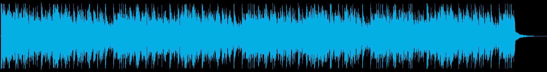 開放的/宇宙/エレクトロ_No602_4の再生済みの波形