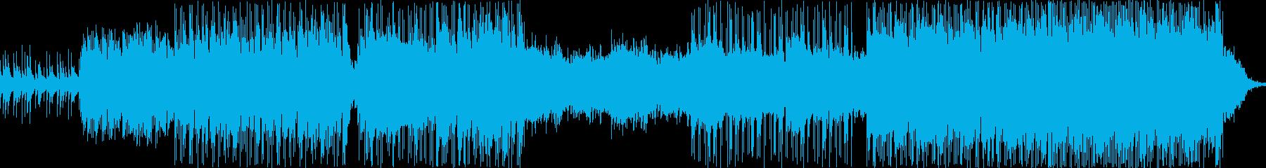 ポップ 感情的 説明的 静か ハイ...の再生済みの波形
