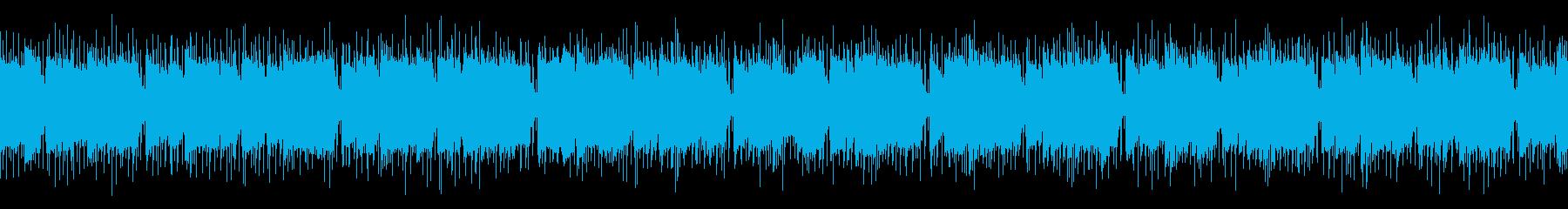 【ループ仕様】chill/おしゃれ/軽快の再生済みの波形