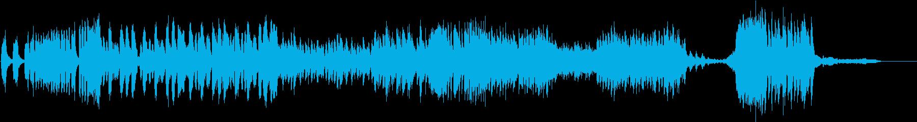 ドヴォルザーク「新世界より」ショート版の再生済みの波形