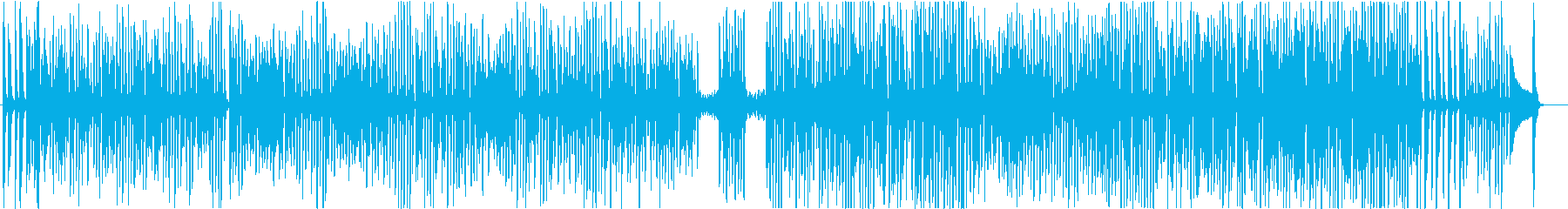 ②ワクワク楽しいピアノソロのラグタイムの再生済みの波形