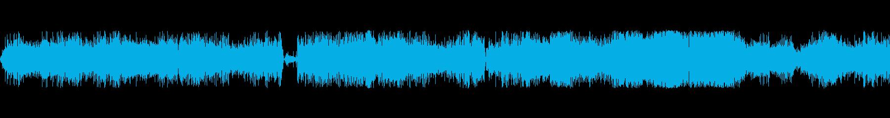SHORTWAVE RADIO:送...の再生済みの波形