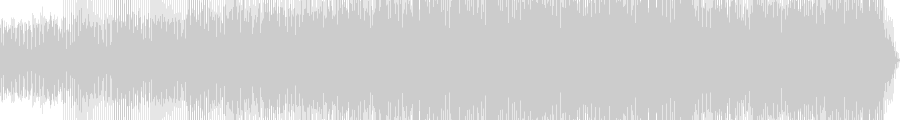 AcidHouseの決定版!の未再生の波形