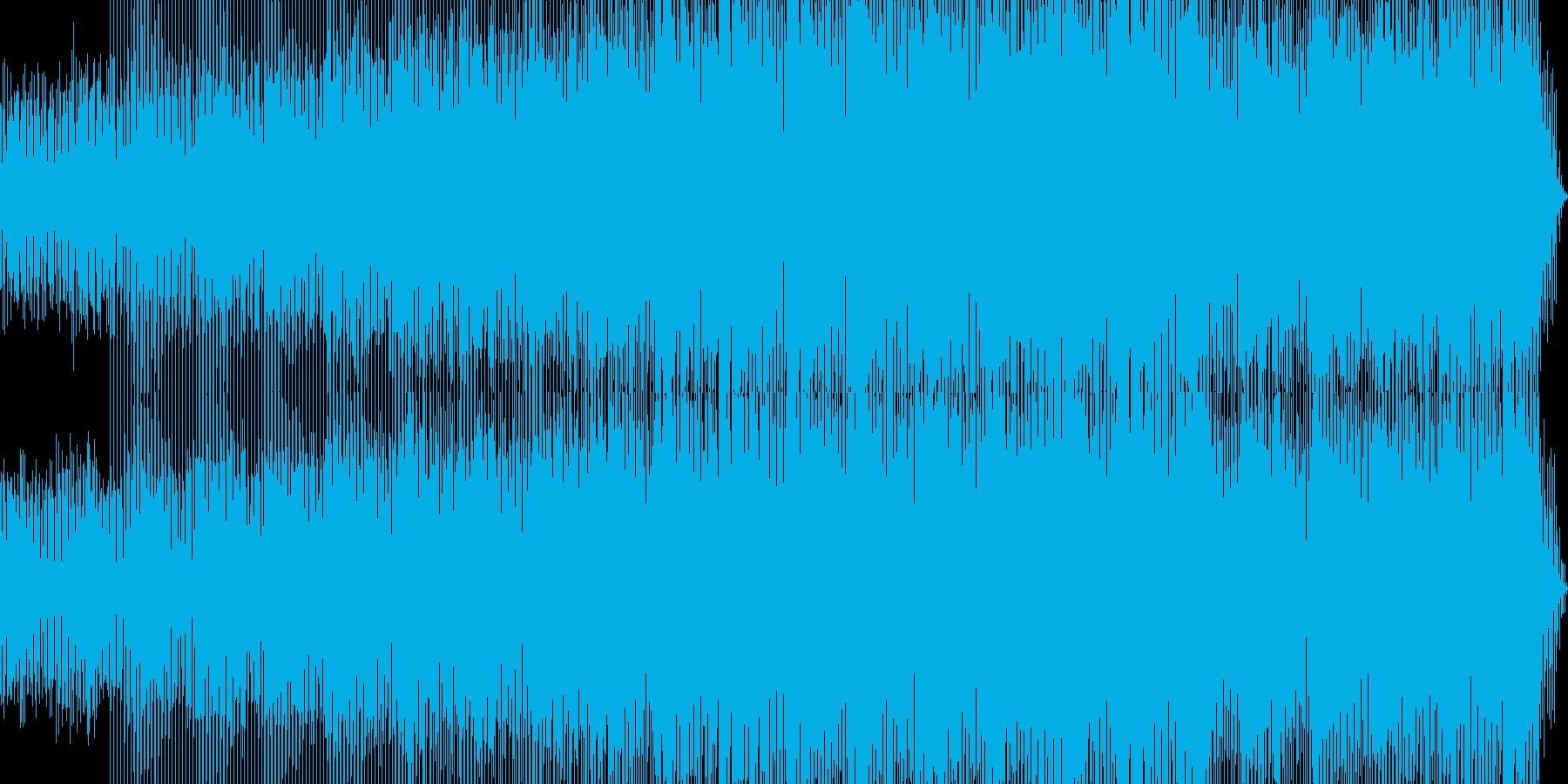 AcidHouseの決定版!の再生済みの波形