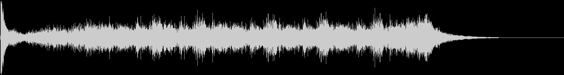 ティンパニロール-2の未再生の波形