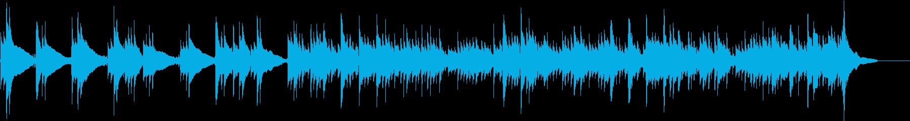 アコギ(生音) /あの日の出来事の再生済みの波形